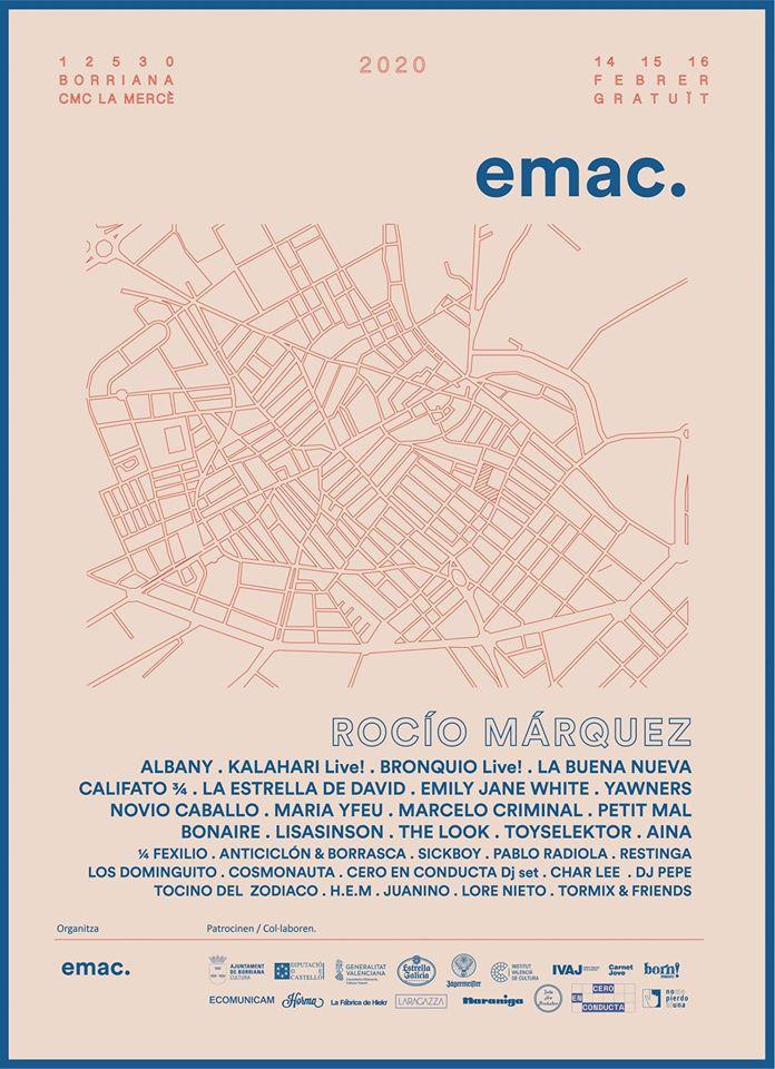 """PRESENTACIÓN """"EMAC"""" 2020"""