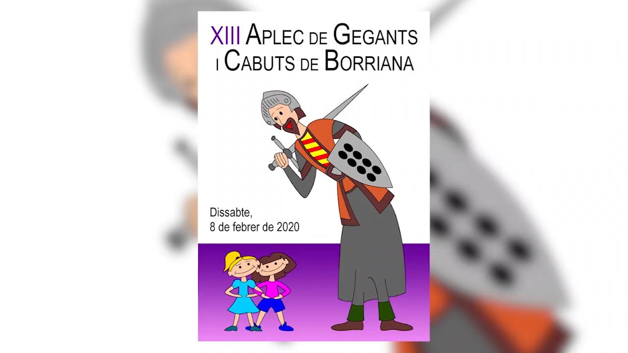 XIII APLEC GEGANTS I CABUTS DE BURRIANA